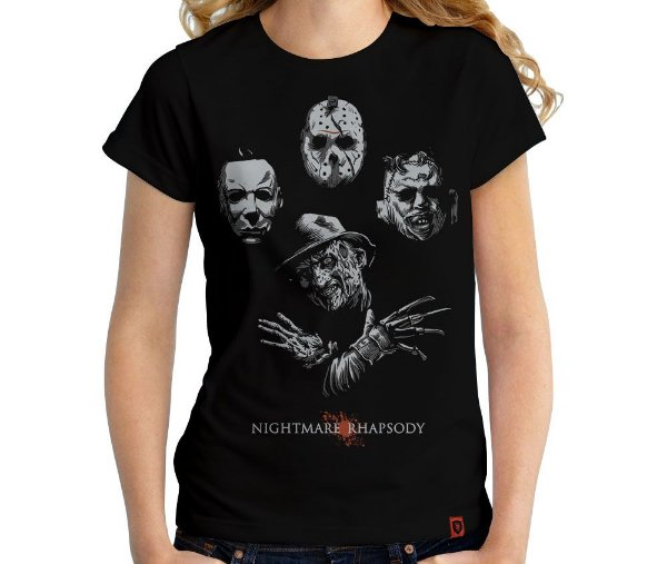 Camiseta Nightmare Rhapsody