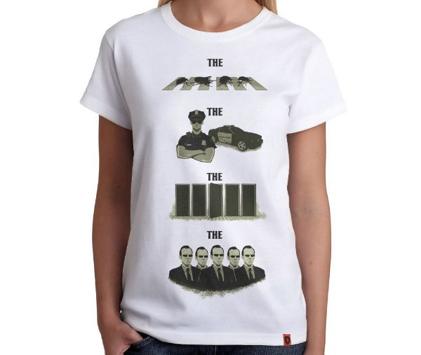 Camiseta The Bands