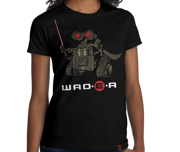 Camiseta Wader