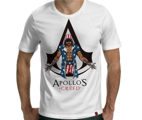 Camiseta Apollo's Creed