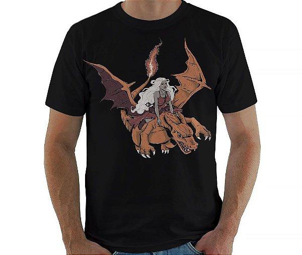 Camiseta Charizard