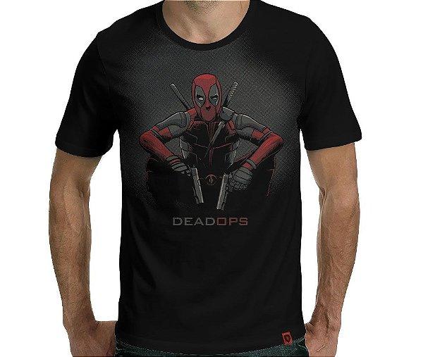 Camiseta Dead Ops