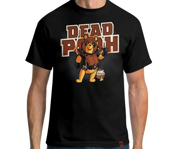 Camiseta Deadpooh