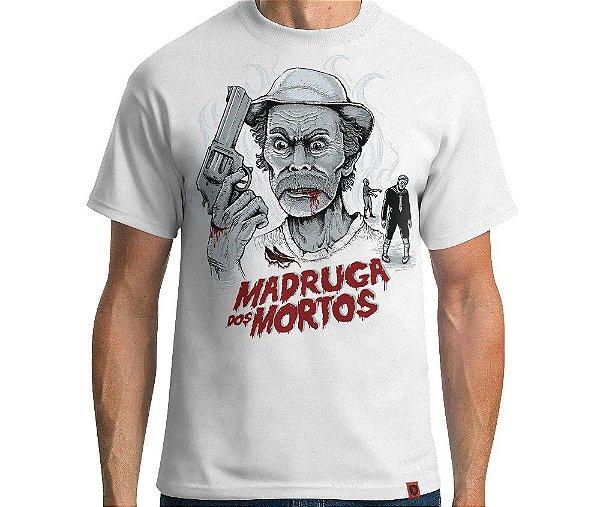 Camiseta Madruga dos Mortos