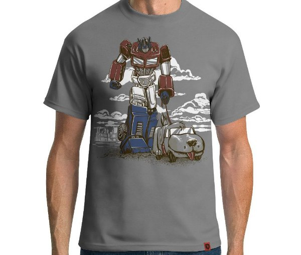 Camiseta Optimus