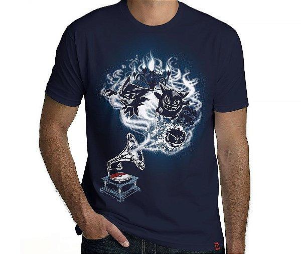 Camiseta Poké Song