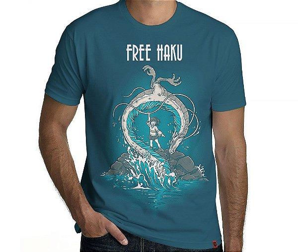 Camiseta Free Haku
