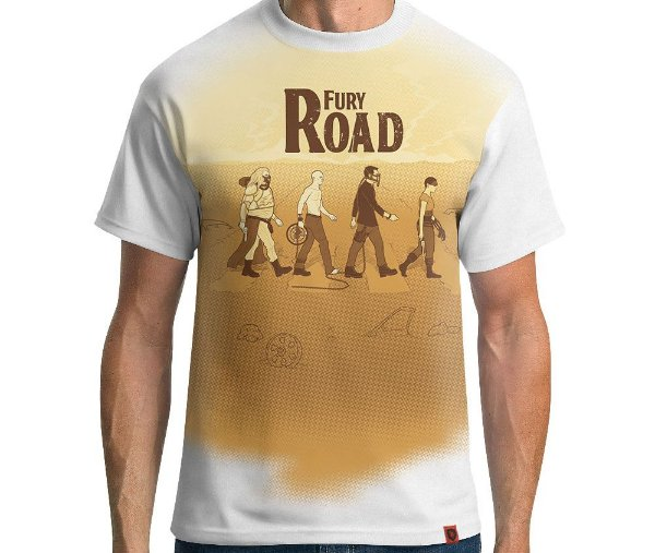 Camiseta Fury Road