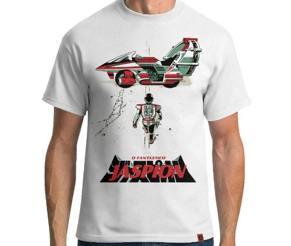 Camiseta Jaspion