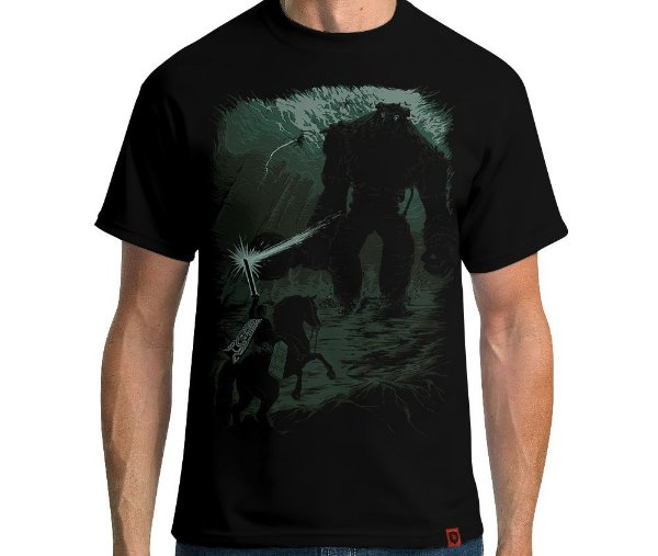 Camiseta Shadow of the Titan
