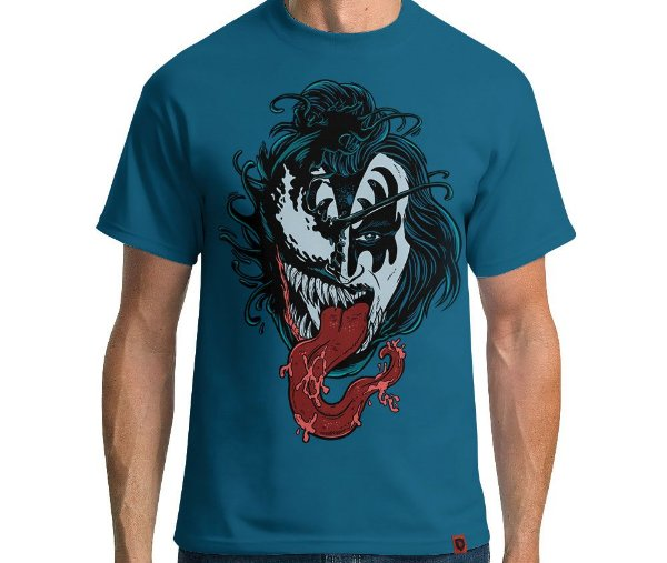 Camiseta Simbionte
