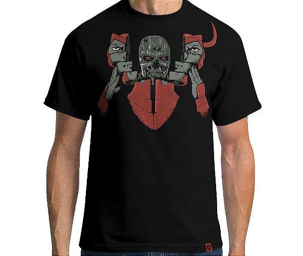 Camiseta Total Recall