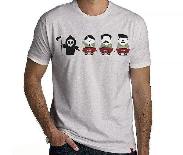 Camiseta Trem da Morte