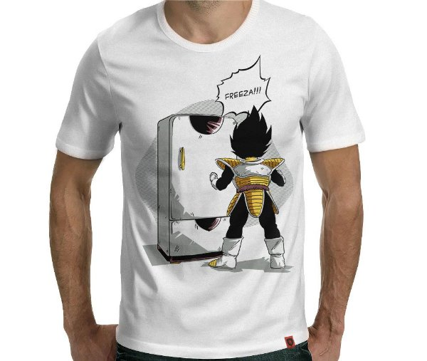 Camiseta Freeza