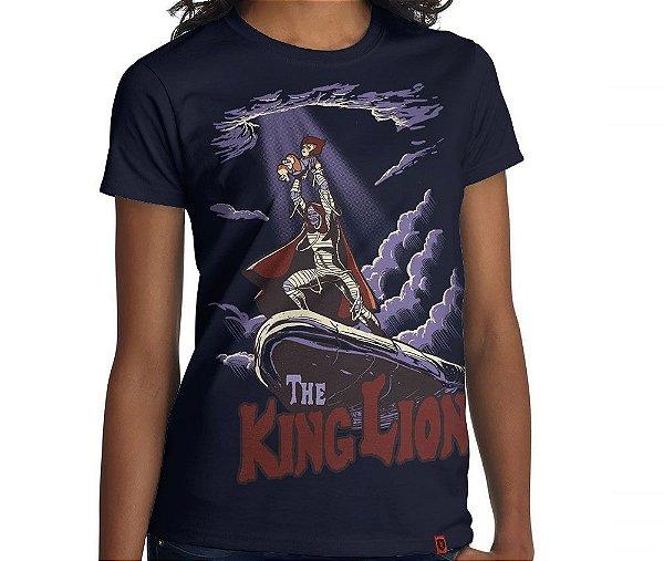Camiseta The King Lion