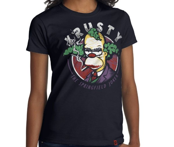 Camiseta Krusty