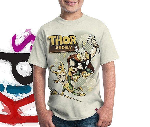 Camiseta Thor Story