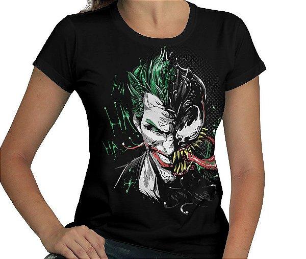 Camiseta Palhaço Simbiótico