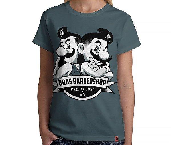Camiseta Bros Barbershop