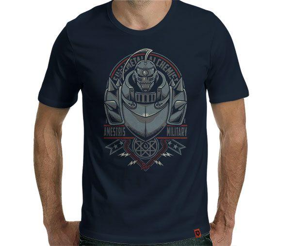 Camiseta Al Elric