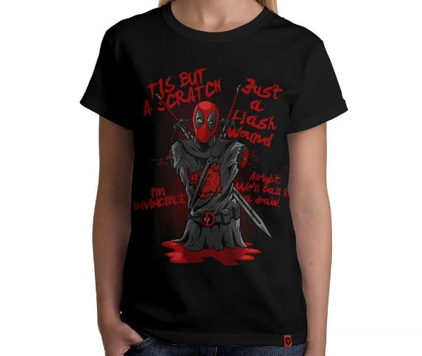 Camiseta Red Knight