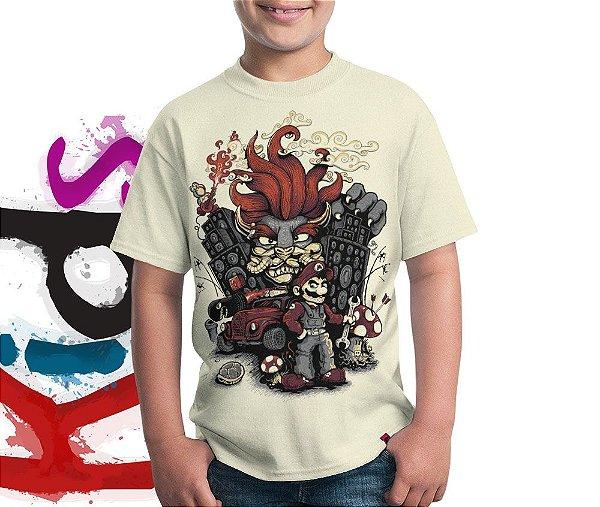 Camiseta Mario Max