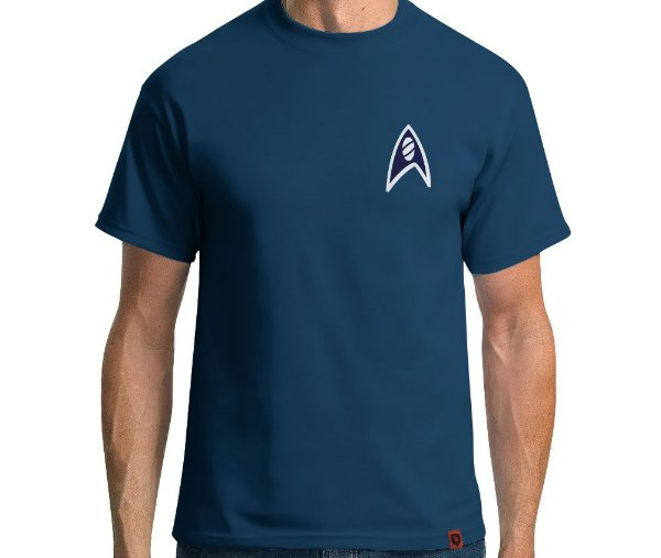 Camiseta Star Trek Science