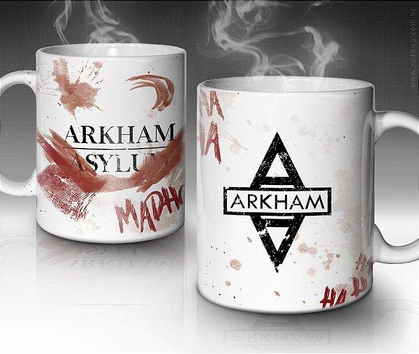 Caneca Arkham