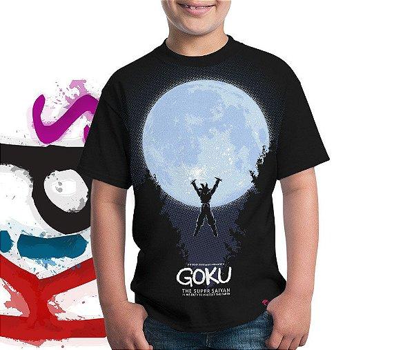 Camiseta Sayajin
