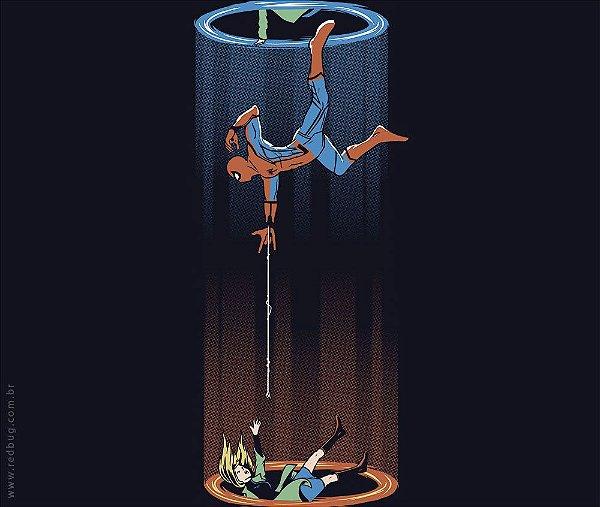 Camiseta  Spider Portal