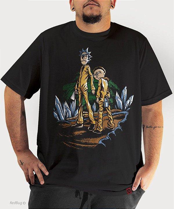Camiseta Breaking Rick