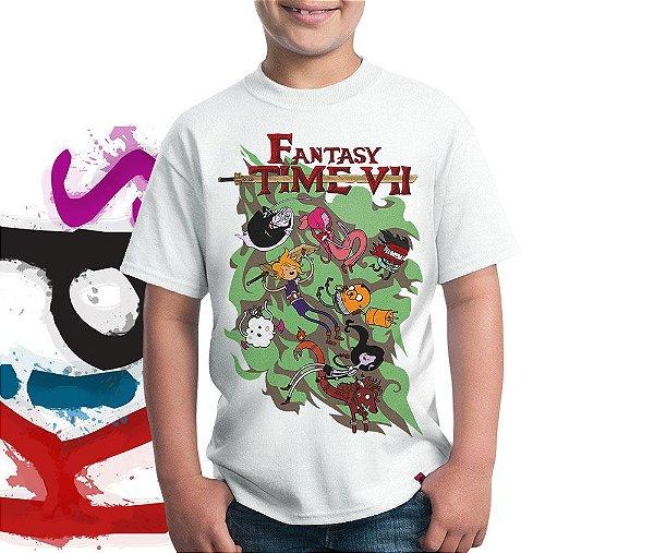 Camiseta Fantasy Time VII