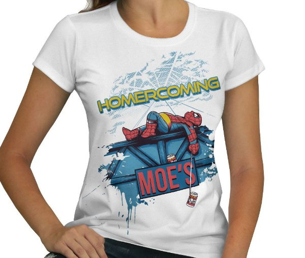 Camiseta Homercoming