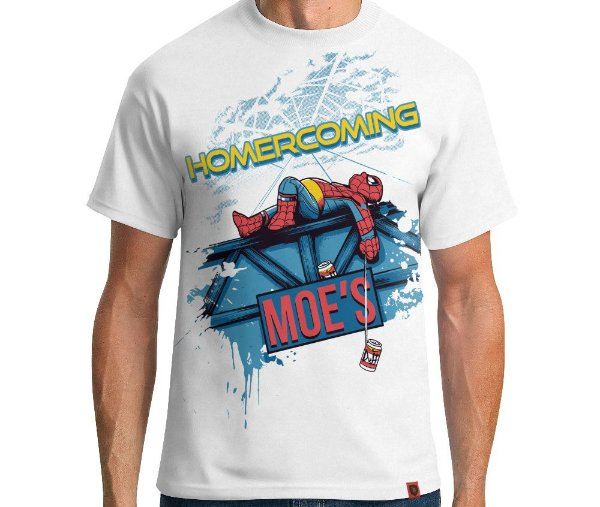 Camiseta Homercoming