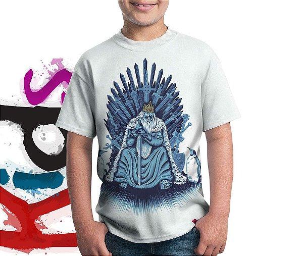 Camiseta The Ice King