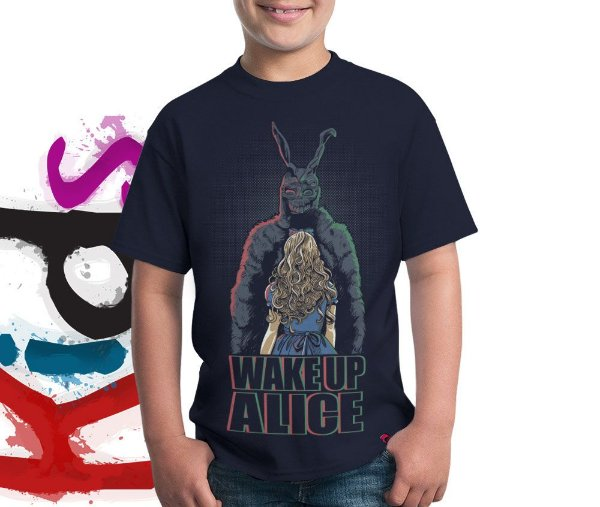 Camiseta Wake Up Alice