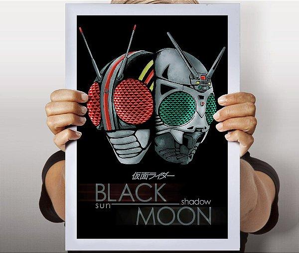 Poster Black x Moon