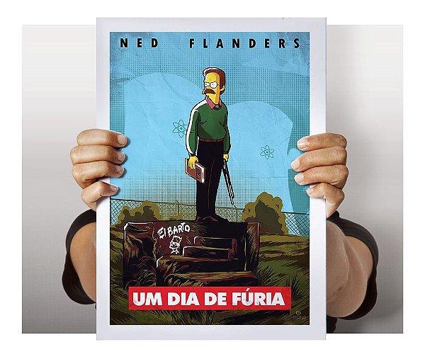 Poster Um Dia de Fúria