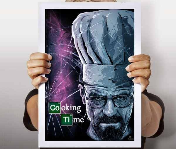 Poster Cooking Time