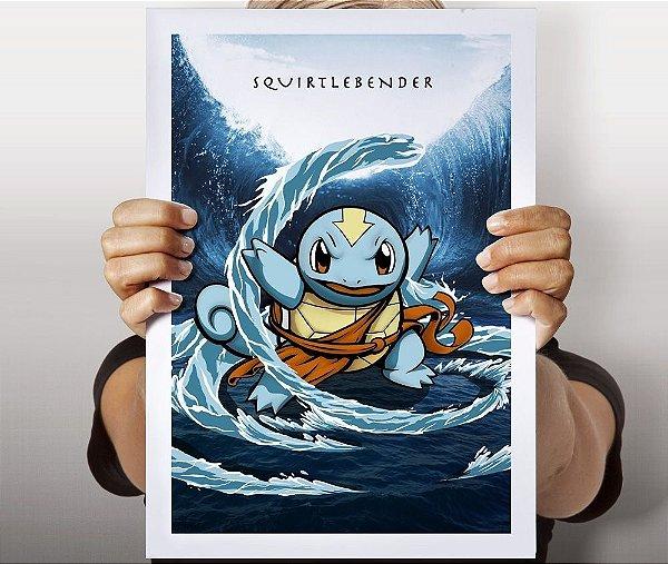 Poster Squirtlebender