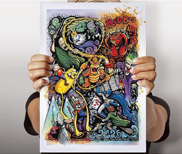 Poster Epopeia