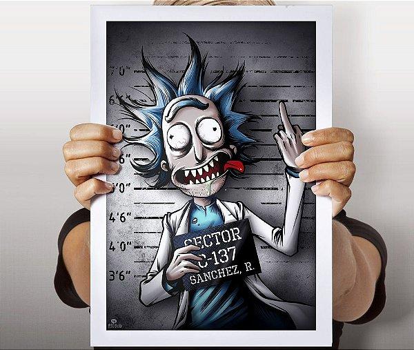 Poster Free Rick