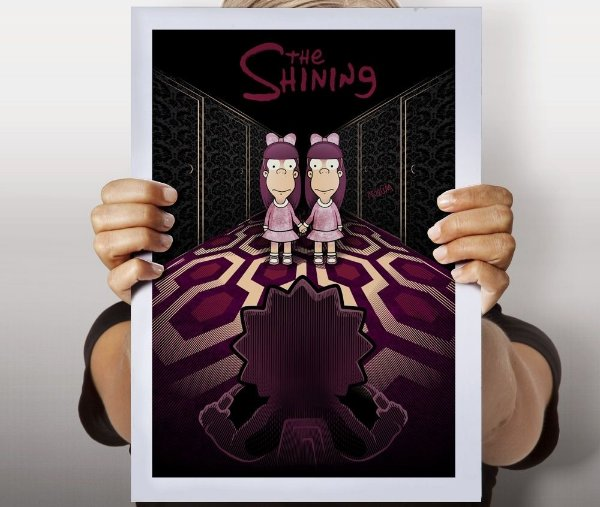 Poster The Shining