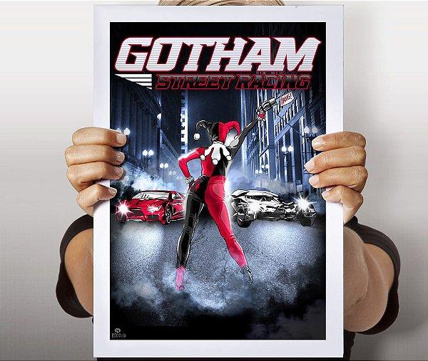 Poster Gotham Racing