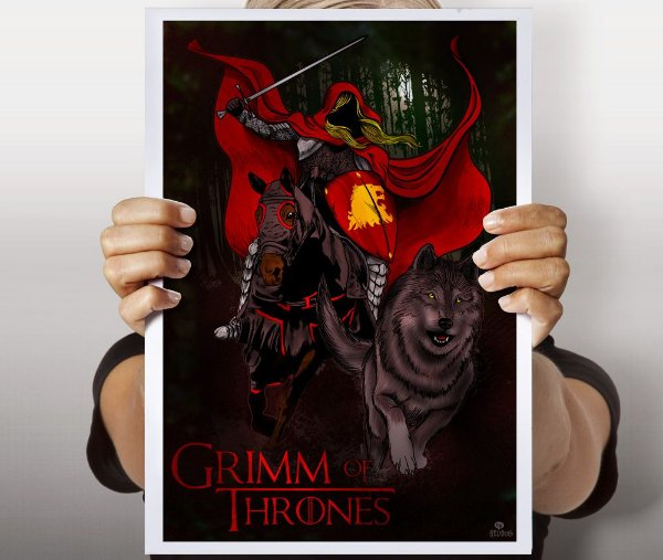 Poster Grimm of Thrones