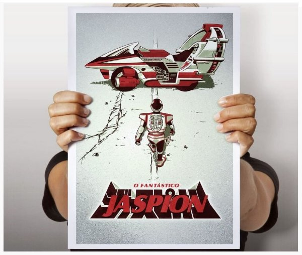 Poster Jaspion