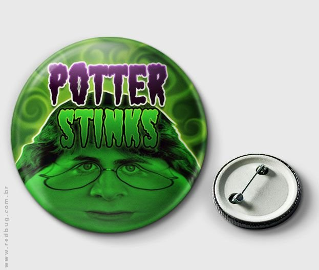Botton Potter Stinks