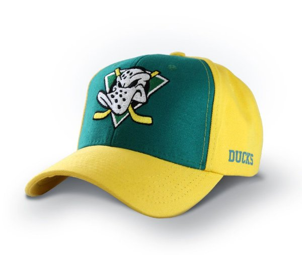 Boné Mighty Ducks
