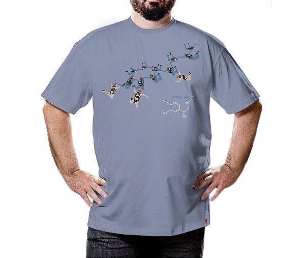 Camiseta Adrenalina