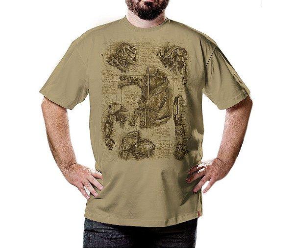 Camiseta Anatomia Jaeger